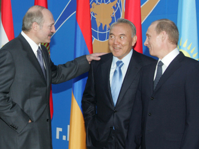'Eurasian Union not a phantom USSR'
