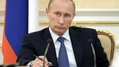'Elections decide everything' – Vladimir Putin