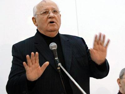 Europe should treat Russia as equal – Gorbachev