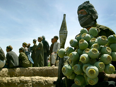 Four nations agree to jointly fight Afghanistan drug industry