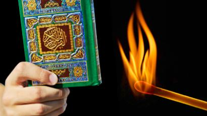 Koran-burning vs. free speech and freedom of religion