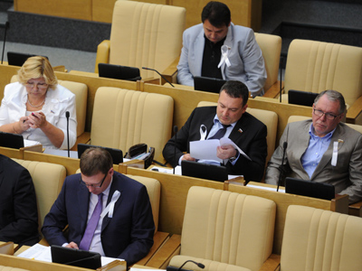 Lower House approves foreign agent status for NGOs