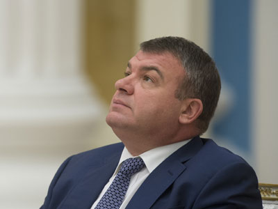 Former Russian defense chief under fire over 'charity' forestation project