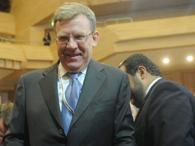 Kudrin says Kremlin taking radical steps to liberalize political system