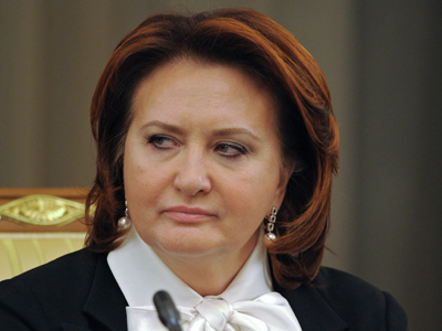 Former Russian agriculture minister summoned as witness in major embezzlement case