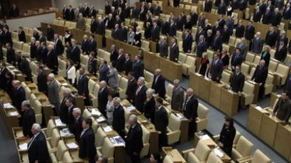 Russia registers first political party under new law