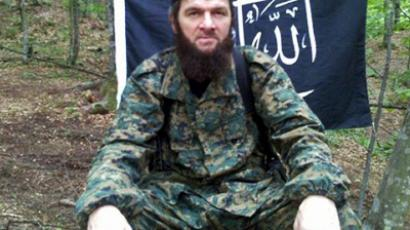 Doku Umarov (AFP Photo / Ansar Aljihad Network)