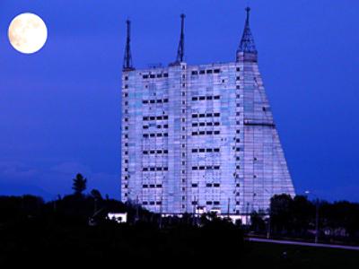 Gabala radar for both Russia and US?
