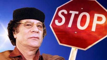 UN divided over Libya as Gaddafi demands surrender