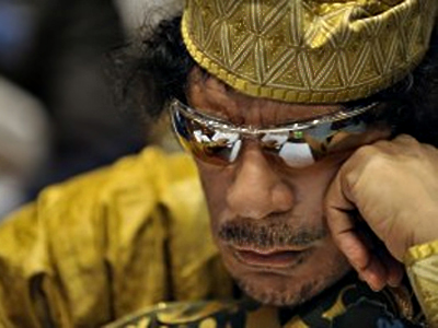 Defaulting on dictators: hunt for Gaddafi's loot begins