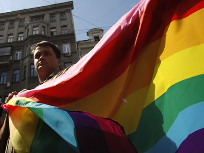 Lower House mulls state control of 'homosexual behavior'