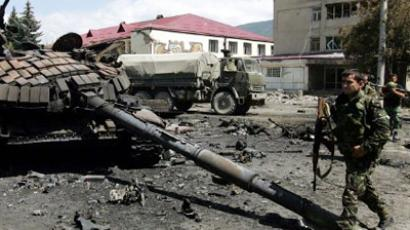 South Ossetia clears up war aftermath, restores image