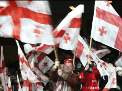 Georgian opposition seeks UN control over elections