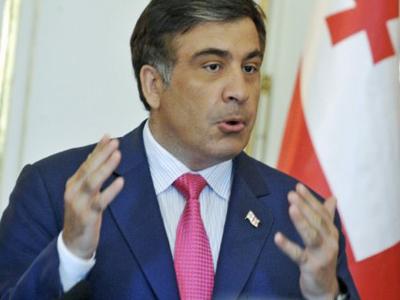 Mikhail Saakashvili  (AFP Photo / Attila Kisbenedek)