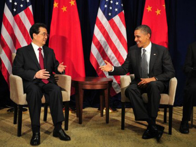 China-USA: global rivalry