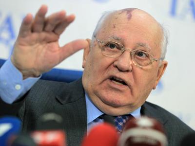 Michail Gorbachev (RIA Novosti / Valery Melnikov)