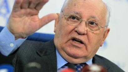 Gorbachev: Putin has run out of gas