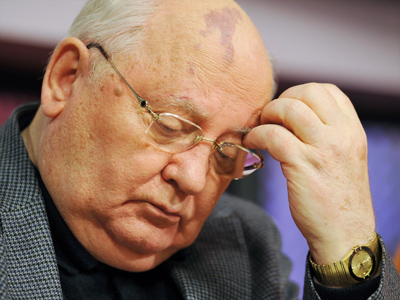 Gorbachev is a fine one to talk! – United Russian official