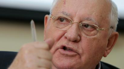 Duma speaker blasts Gorbachev call for constitution change