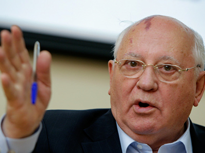 United Russia hits back at Gorbachev