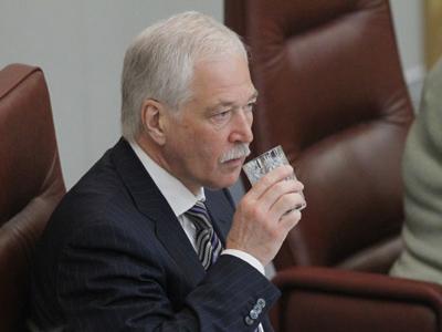 State Duma speaker Boris Gryzlov (RIA Novosti/Vladimir Fedorenko)