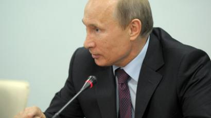Putin forms new human rights council