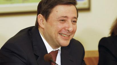 Presidential Envoy to the North Caucasus Federal District, Alexander Khloponin (RIA Novosti / Dmitry Astakhov)