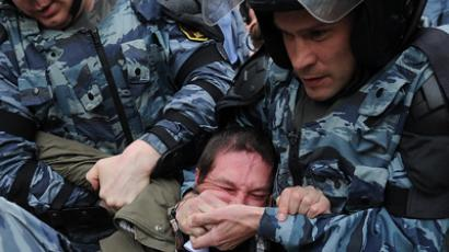 Russians distrust authorities and protesters alike - survey