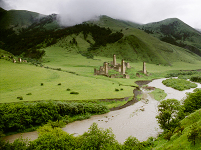 Ingushetia (RIA Novosti / Aleksandr Polyakov)
