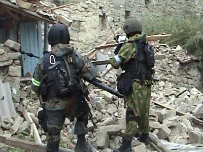 Dagestani village of Gunib (RIA Novosti / STF)