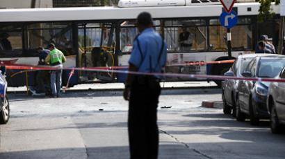 Israel arrests terror cell behind Tel Aviv bus bombing