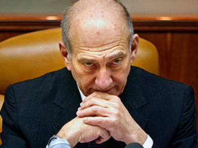 """Israel heading for isolation"" – Prime Minister Olmert"