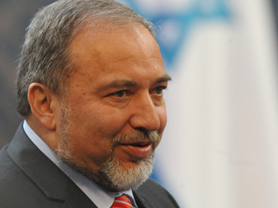 Avigdor Lieberman (AFP Photo / Michal Cizek)