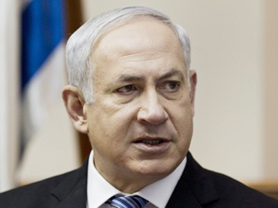 Benjamin Netanyahu (AFP Photo / Pool / Oliver Weiken)