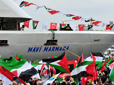 Israel refuses to apologize to Turkey, seeks to intercept new Freedom Flotilla