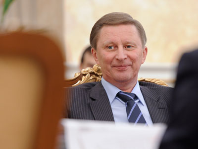 Sergey Ivanov attends Government Presidium meeting (RIA Novosti / Yana Lapikova)