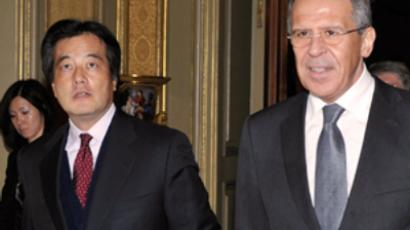 G8 to see peace talks between Russia and Japan