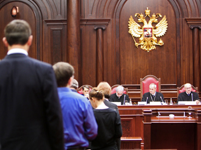 Judges want Constitutional Court to ban expert oversight of high-profile cases