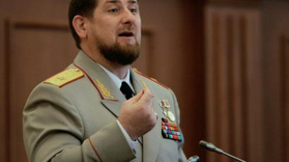 Chechen leader Kadyrov praises US for putting top terrorist on wanted list
