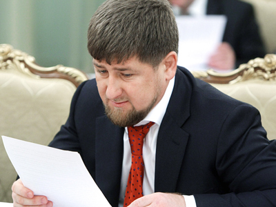Chechen leader testifies in libel suit hearing