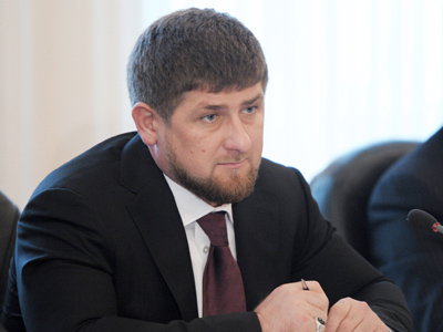 Kadyrov slams Western media for turning terrorist mouthpiece
