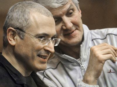 Khodorkovsky asks for early release