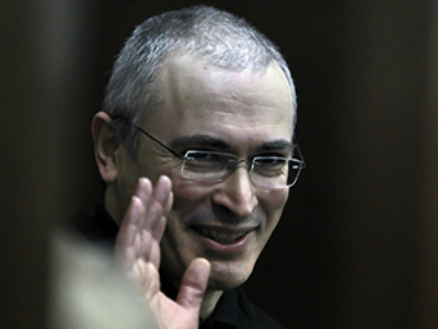 Khodorkovsky claims his guilt not proven