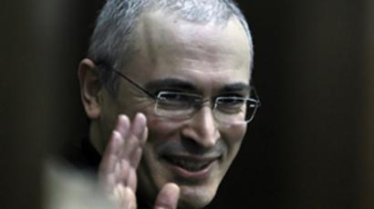 Khodorkovsky in Moscow for hearing