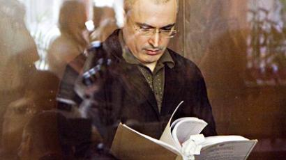 "Khodorkovsky Judge labels aide's claims of pressure ""slander"""