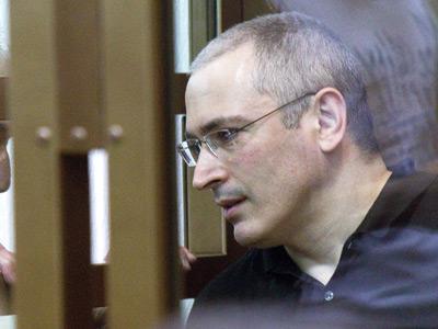 Former head of YUKOS Mikhail Khodorkovsky (RIA Novosti / Iliya Pitalev)