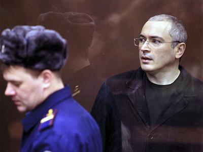 Khodorkovsky gets 13.5 years' prison