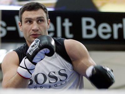 Boxing star Klitschko asks Ukrainian president to free Tymoshenko