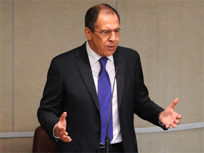 Libyan scenario unacceptable for Karabakh - Lavrov