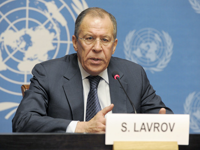 FM Lavrov: Russia ready to discuss peace treaty with Japan
